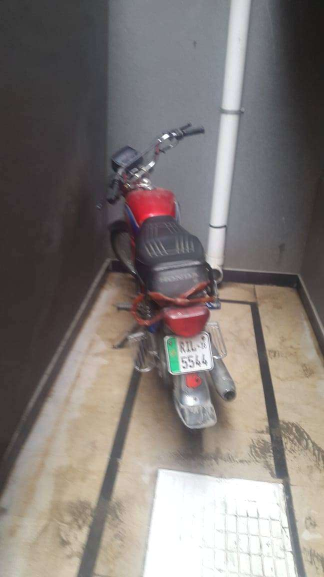 Hi speed bike full new condition 0