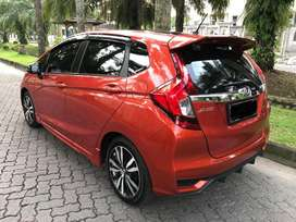 Honda Jazz Rs tahun 2017 Blacktop Limited