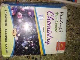 PraDeep chemistry class XII