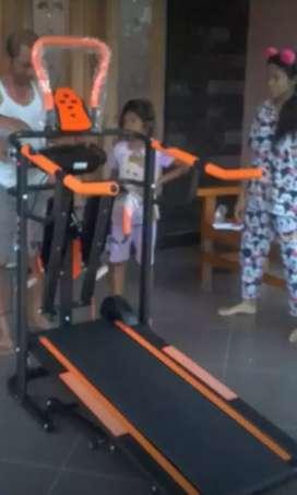 Treadmill manual sammagefam 50 tulangan