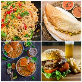 Need a chef who can cook fast food