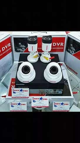 Paket camera cctv sejabodetabek