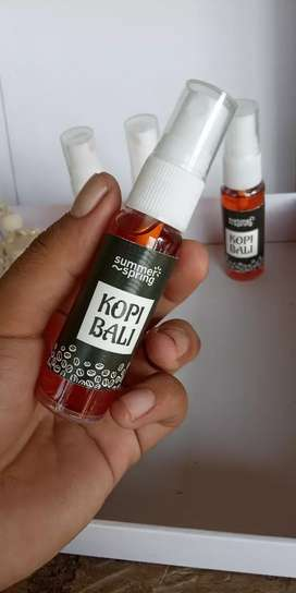 Pengharum Ruangan/pakaian/mobil Kopi Bali Spray ORI 30ml