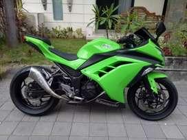Ninja 250 FI Mulus Hijau
