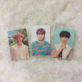 J Hope official photocard LOVE YOURSELF