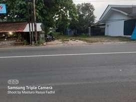 Jual Tanah Murah Pinggir jalan Raya Cileungsi