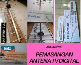 Paket Jasa Pasang Antena TV digital