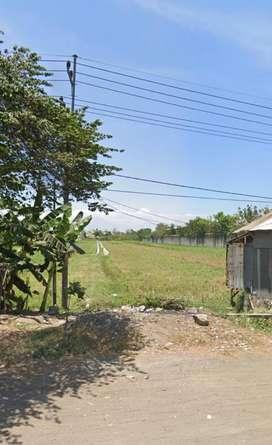 Tanah Industri Raya Bypass Krian Nol Jalan Siap Bangun Harga Murah
