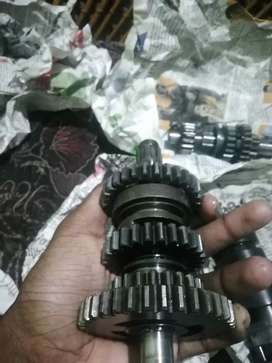 Rx 135 gear box for sale