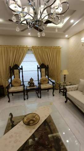 1 Kanal Brand New Full Furnished House For Sale Divine Garden Lahore