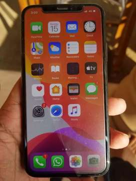 Apple iPhone x 256gb black 13month old