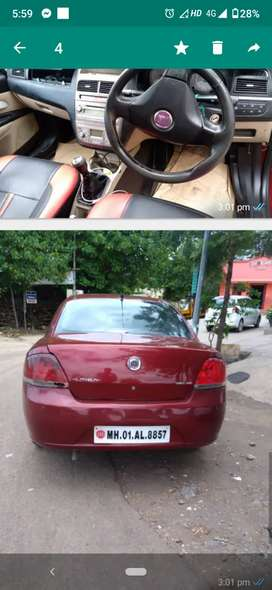 Fiat Linea 2010 Well Maintained