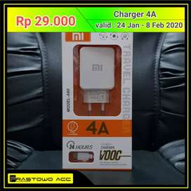 Charger Branded 4 A Micro Usb