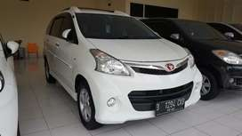 Avanza Veloz AT / Automatic 2013 Double Airbag