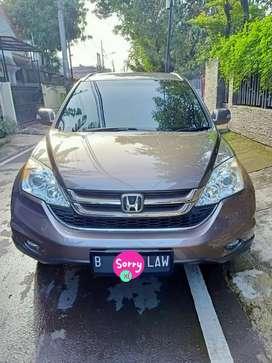 Honda CRV 2.0 a/t I-Vtec Gen 3 (facelift) Pribadi Mulus Terawat