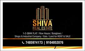 4bhk row House for rent