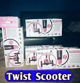 Scooty Twist  Scooter 3 wheels(turkey)(free delivery)