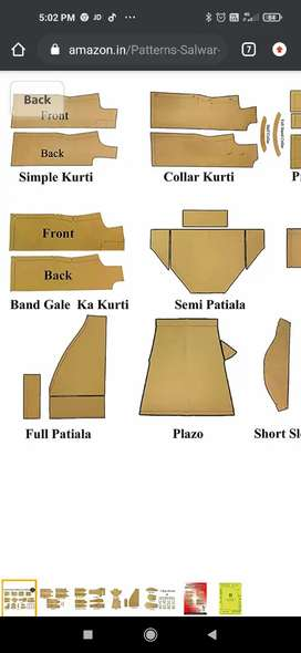 CAD Pattern making Class