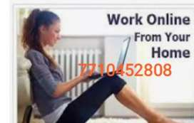 Real online money through part time/ earn good income