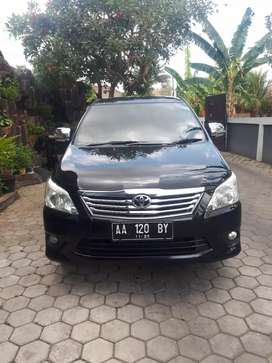 Innova 2.5 G diesel 2012 manual km rendah !!