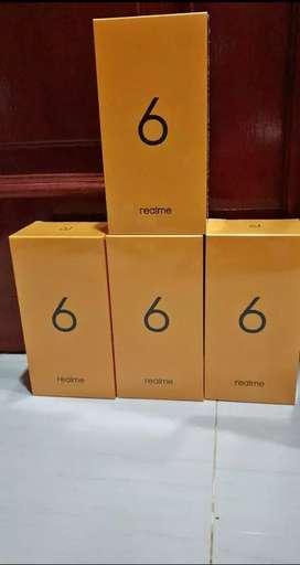 realme 6 ram 4/128gb garansi resmi 1 tahun harga hrosir