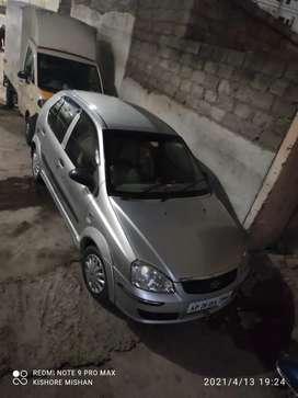 Tata Indica V2 Xeta 2008 LPG 120000 Km Driven