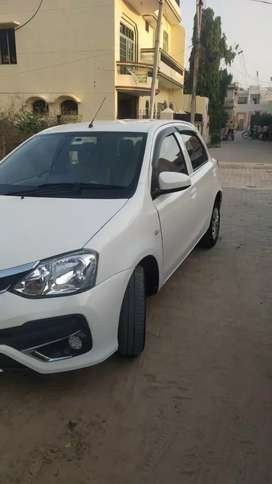 Toyota Etios Liva 2014 Diesel Well Maintained