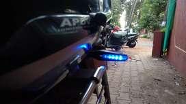 Front led side light