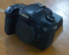 Canon EOS 7D Body Only Murah