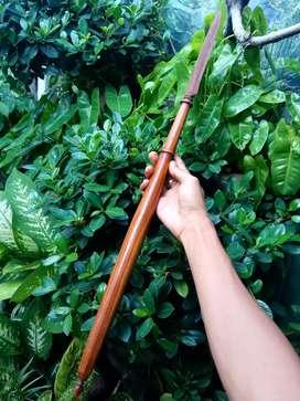 Old spear, panjang 81cm