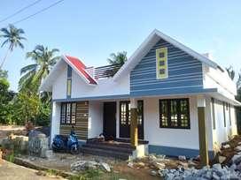 thrissur mannuthy 4 cent 3 bhk new villa