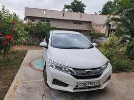 Honda City SV diesel 75000km single owner driven white colour