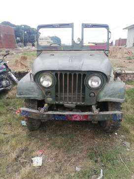 Willy M38 jeep 4x4 water proof i have only 1 piece price km ho j gi