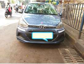 Hyundai Xcent 2016 CNG good condition T permit  car