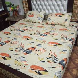 Export quality cotton Bedsheets
