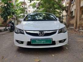 Honda Civic 1.8 V MT, 2010, Petrol