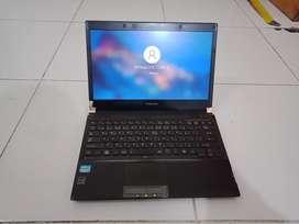 Toshiba R732 Core i5 3320M Ram 4 gb