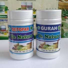 Detopar Gurah De Nature Obat Herbal Paru Tbc Bronkitis Batuk Menahun