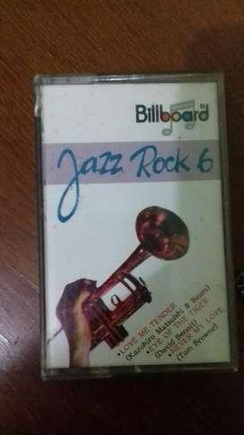 Kaset pita jazz rock 6