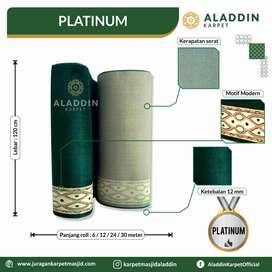 Tersedia Karpet Masjid Berkualitas Bertipe Platinum