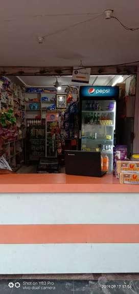 Shop on road  mayur bihar