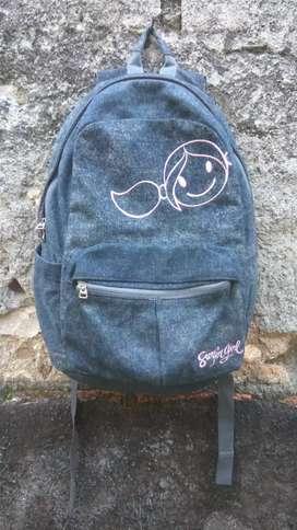 Tas Ransel merk Surfer Girl original