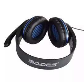 Headseat Gaming Sades T Power SA 701