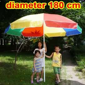 Payung Jualan 180 cm