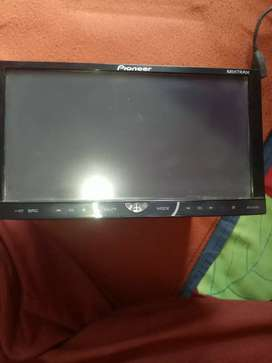 Pioneer car touch screen player