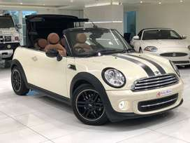 Mini Cooper Convertible 1.6, 2015, Petrol