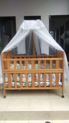 Tempat Tidur Anak/Bayi