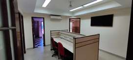 Nungambakkam fully furnished office rent 1700sqft 15 w/s