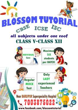 BLOSSOM TUTORIAL,all subjects under one roof