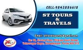 ST TOURS & TRAVELS